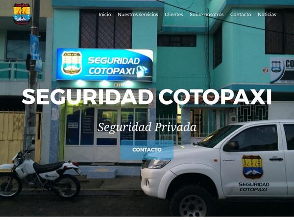 Seguridad Cotopaxi